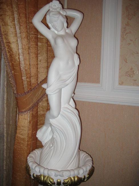 Гипсовые статуи своими руками 36